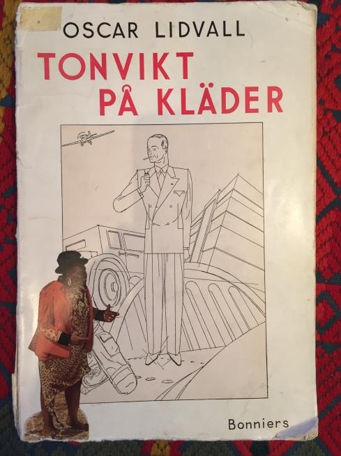 O Lidvall Tonvikt på kläder