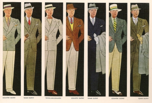 Vanity Fair, April 1931