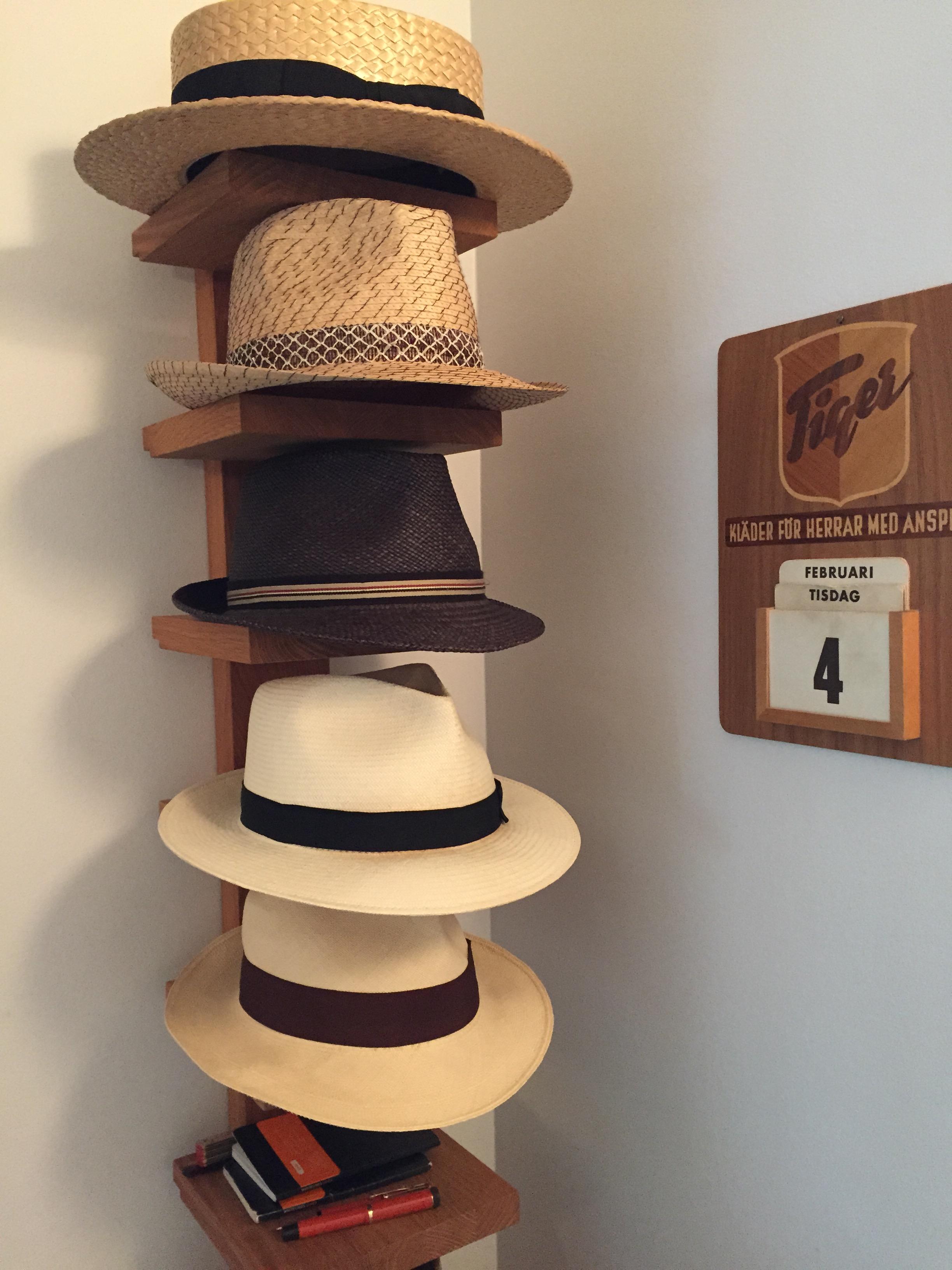 Den 1 juni är rätta dagen att börja bära hatt. Speciellt om du är blyg.  d16e9f754b151