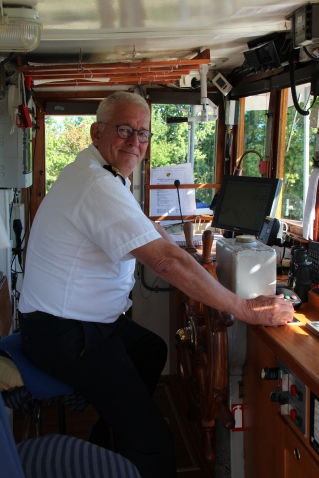 Kapten Albert Håkansson, Juno 2016-08-12-16