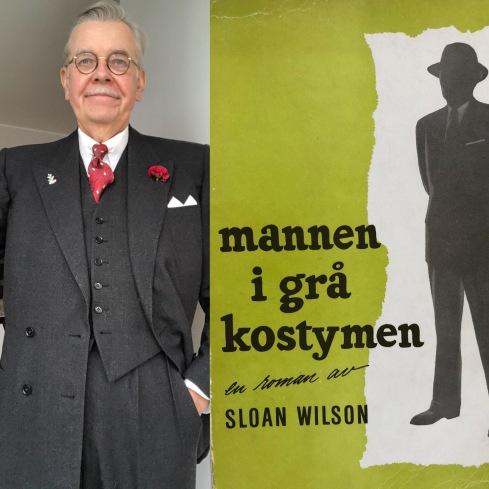Mannen i grå kostymen 1955
