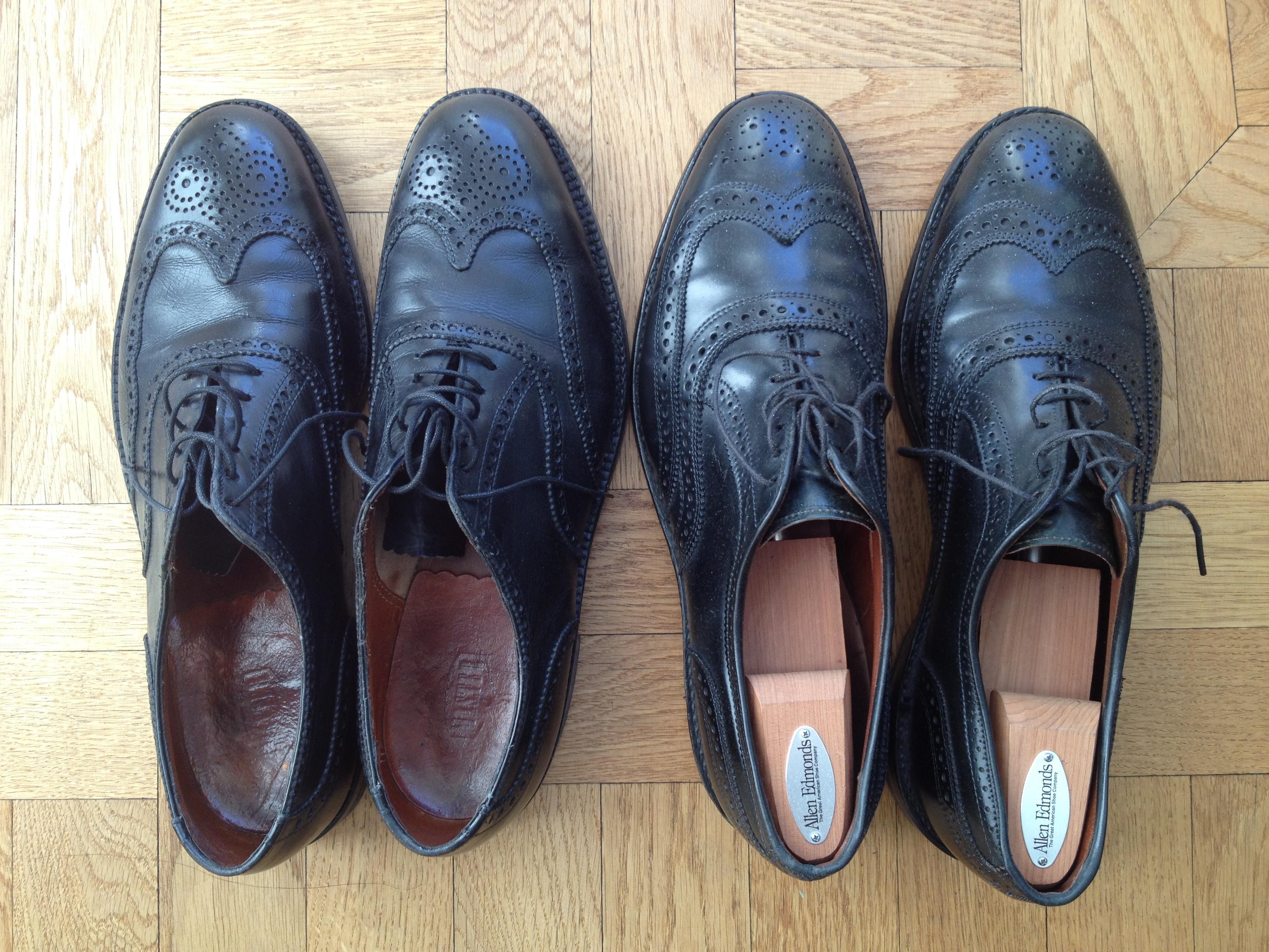 Tom skräddare mäns låg sneaker svarta skor