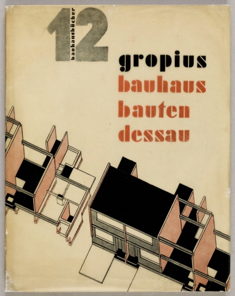 Gropius 1930