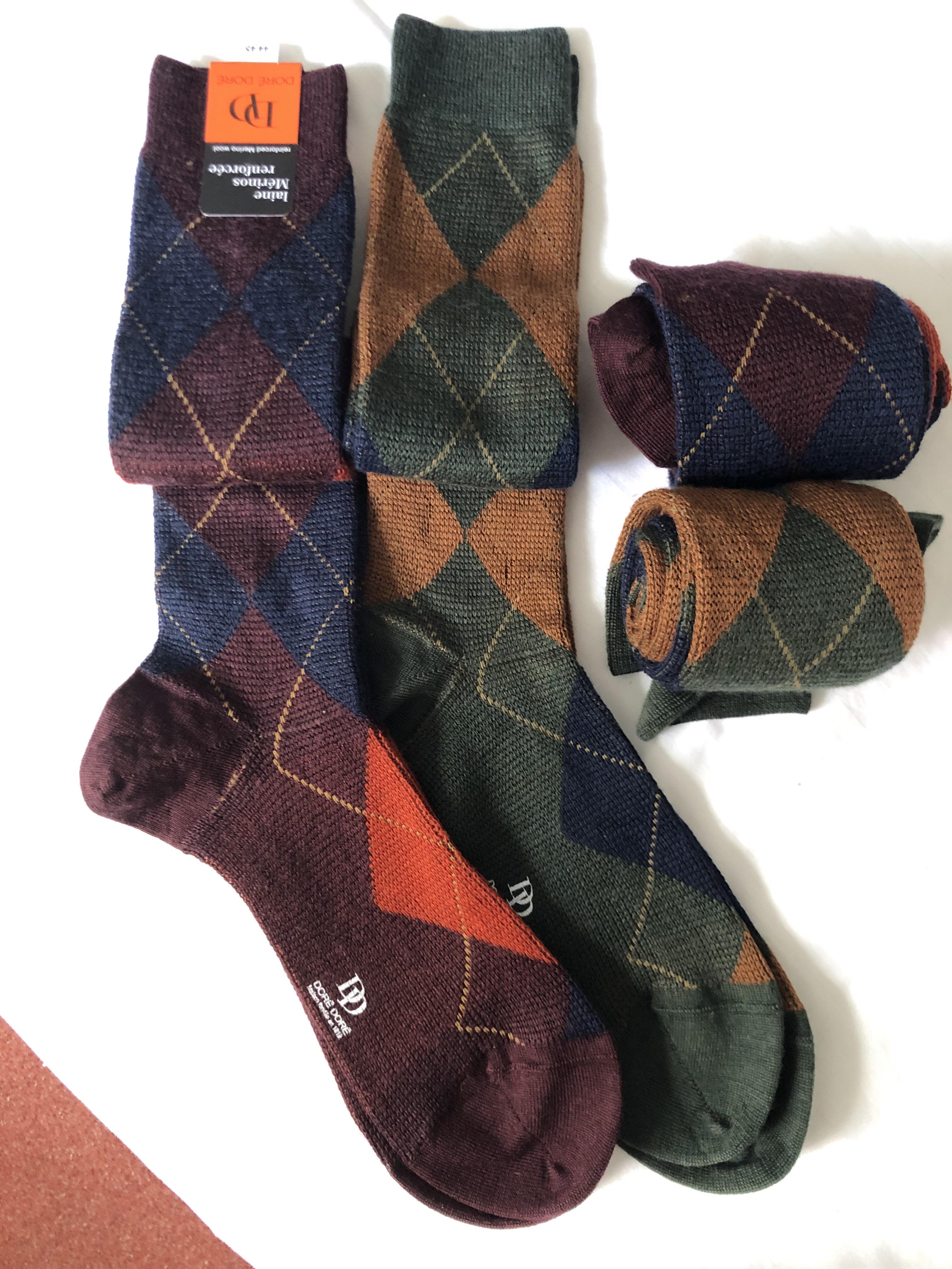 Skor mm – Vintagemannen