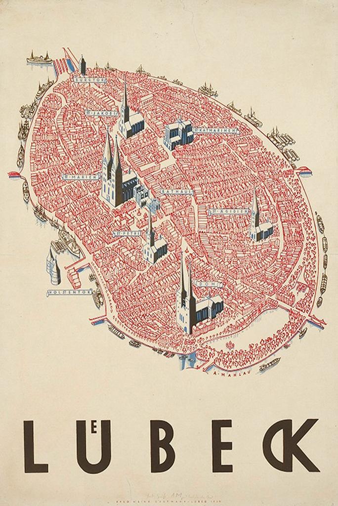 Lubeck 1934 B