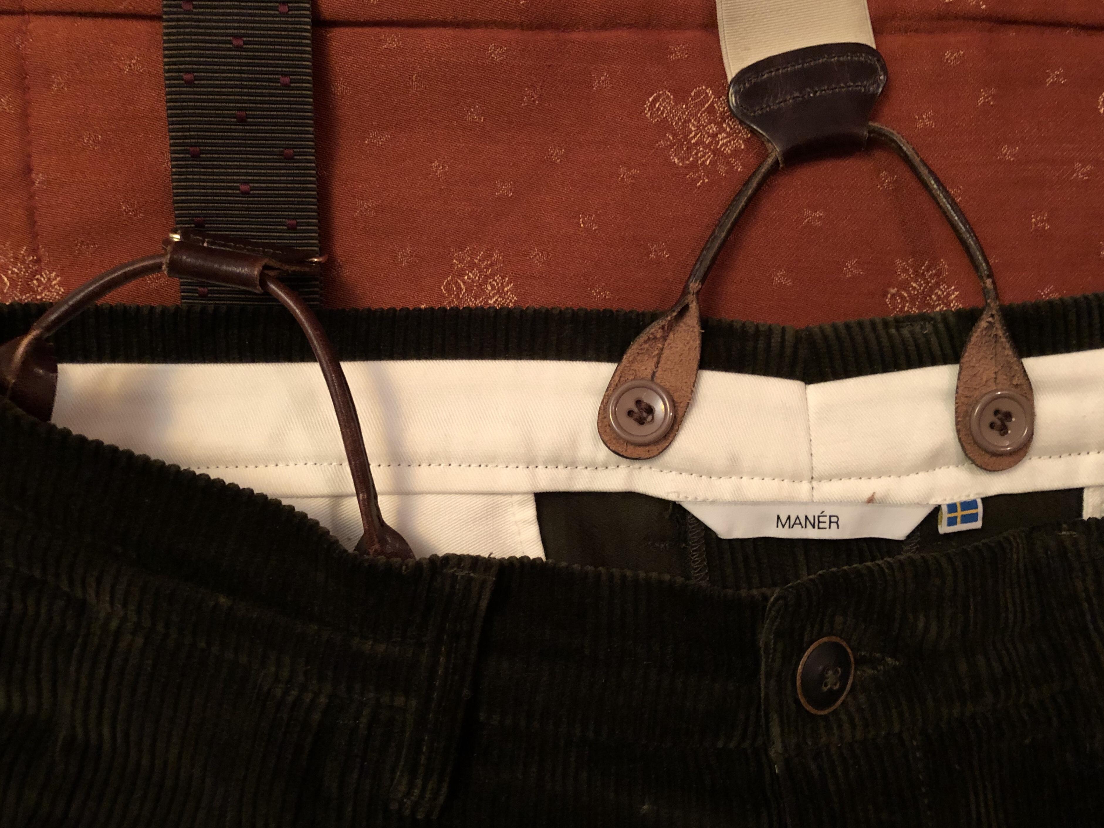Eleganta herr skor, 1970 tal, grön mocka och läder, nyskick, ej använda, vintage