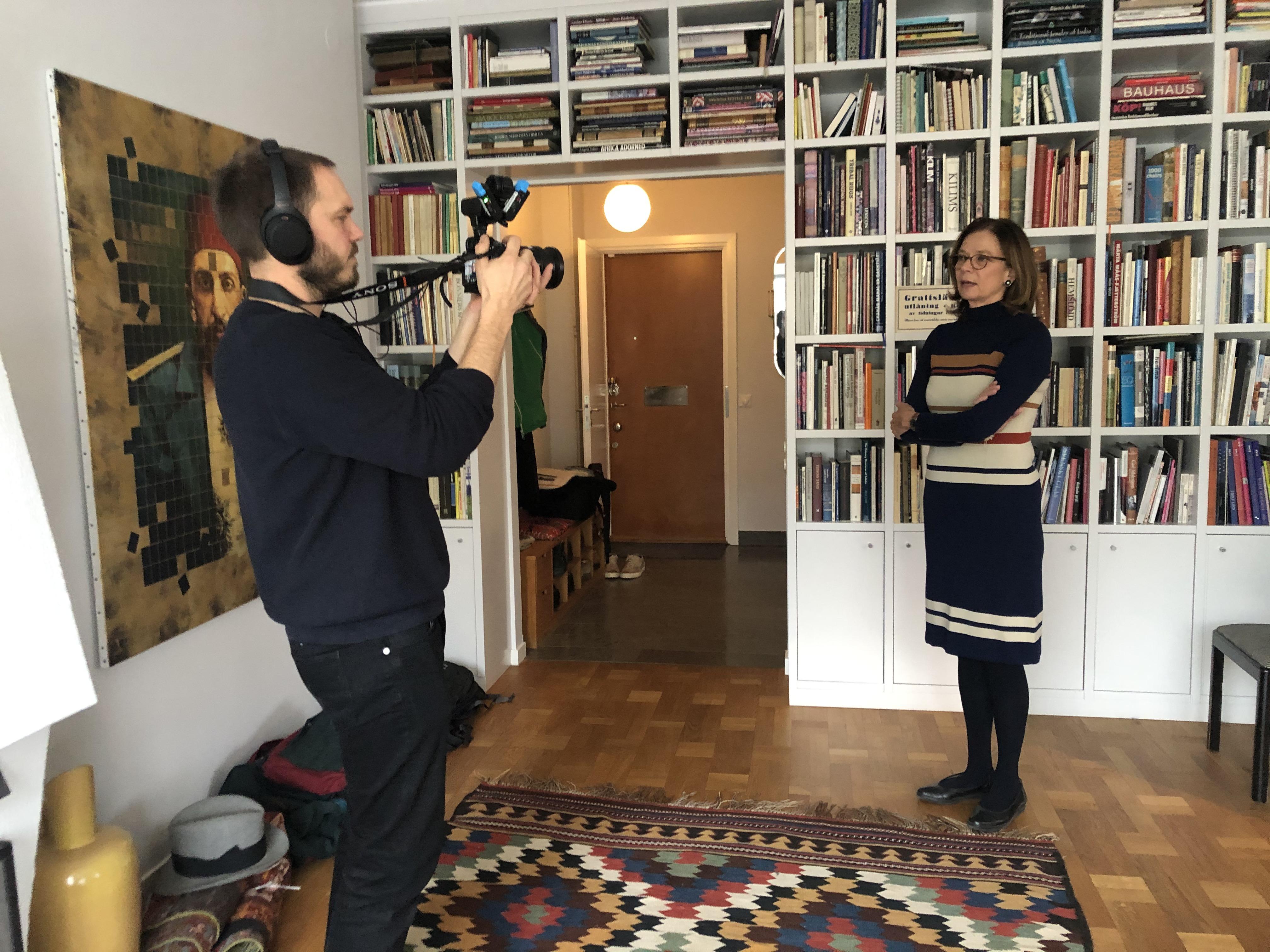 Anne-Marie i SVT 2019-11-29