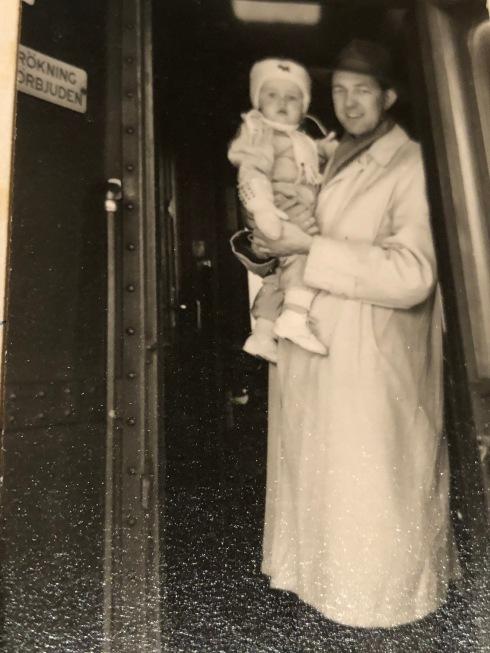 Ingemar och Evald 1952