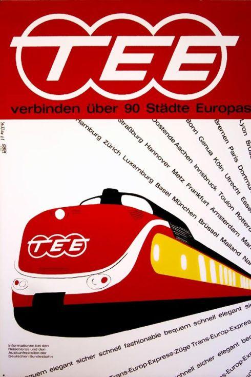 Trans Europe Expreess 1961