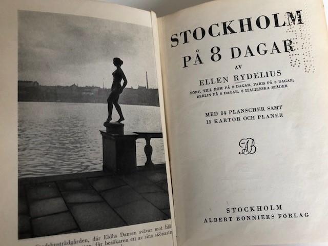 Ellen Rydelius Stockholm 1930 (4)
