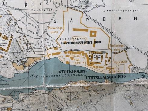 Stockholmskarta Ellen R 1930 (4)
