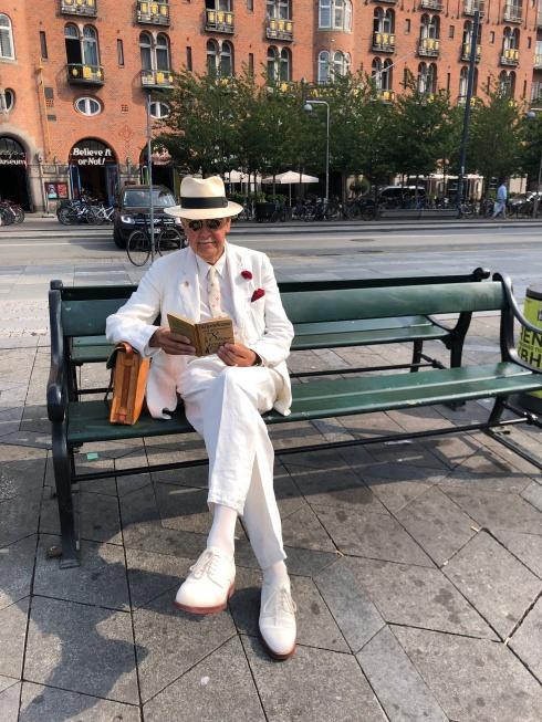 Kbh med Märta (33) IA läser