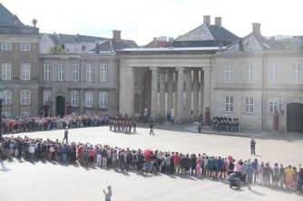 Kbh med Märta (9) Amalienborg