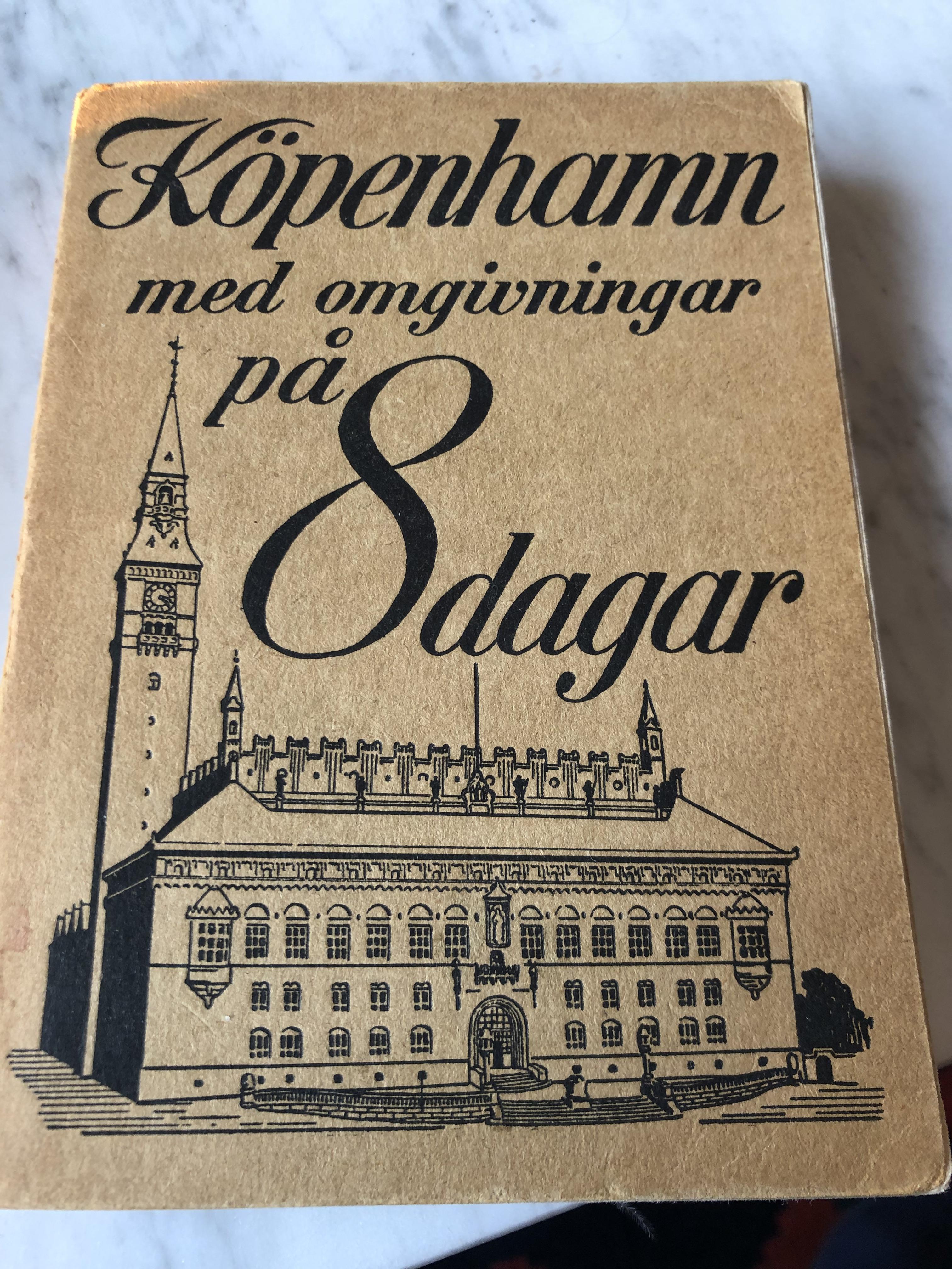 Köpenhamn på 8 dagar 1929 (1)
