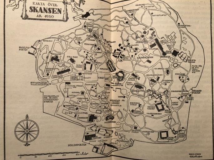 Skansen 1930