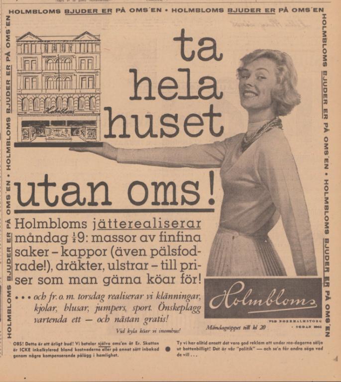 Holmbloms Hamngatan 13