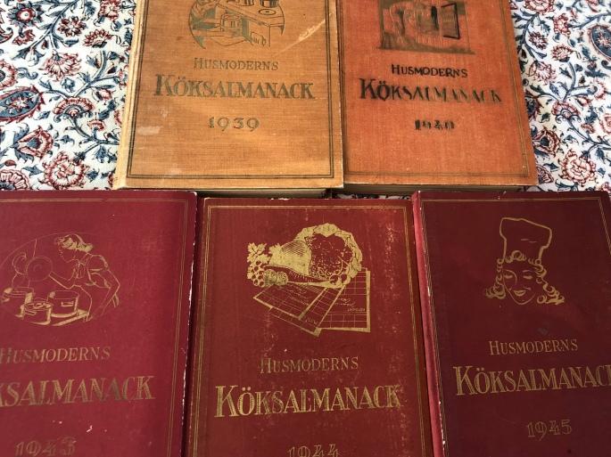 Kristidskokböcker (1)