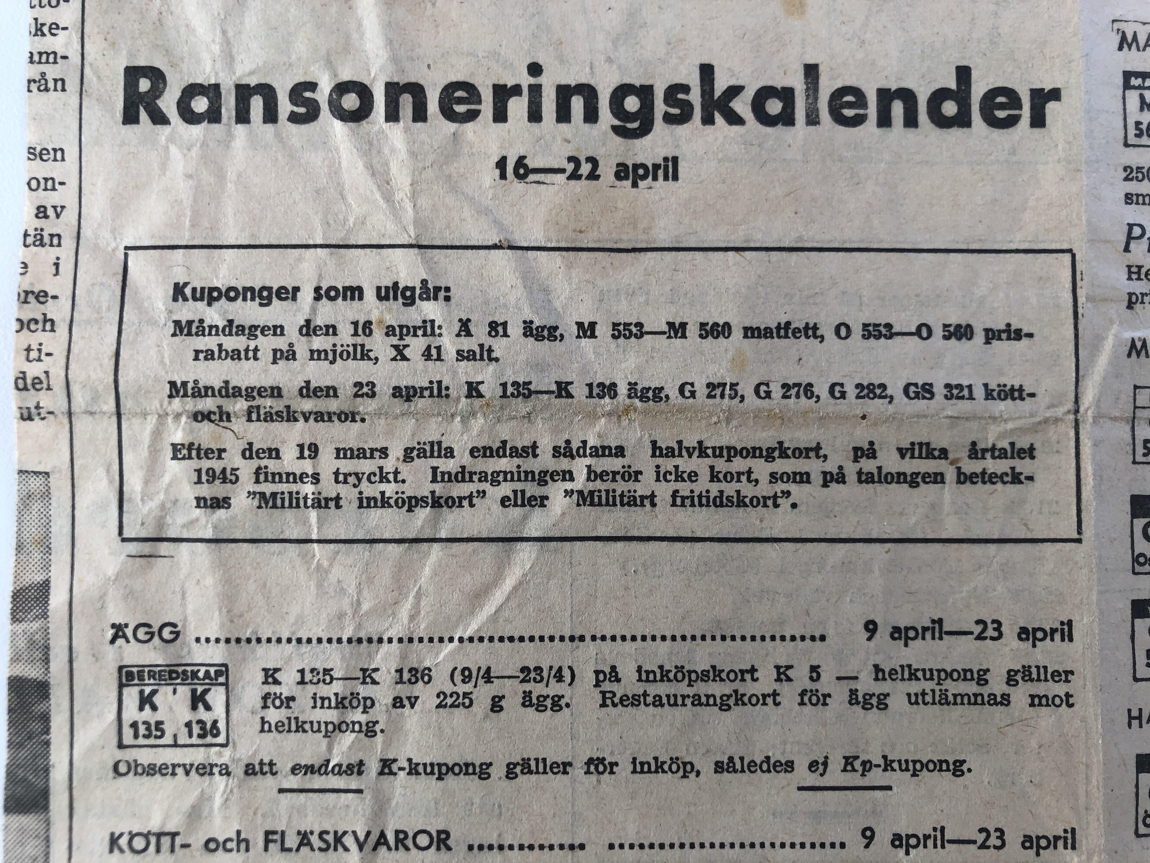 Ransoneringskalender (1)
