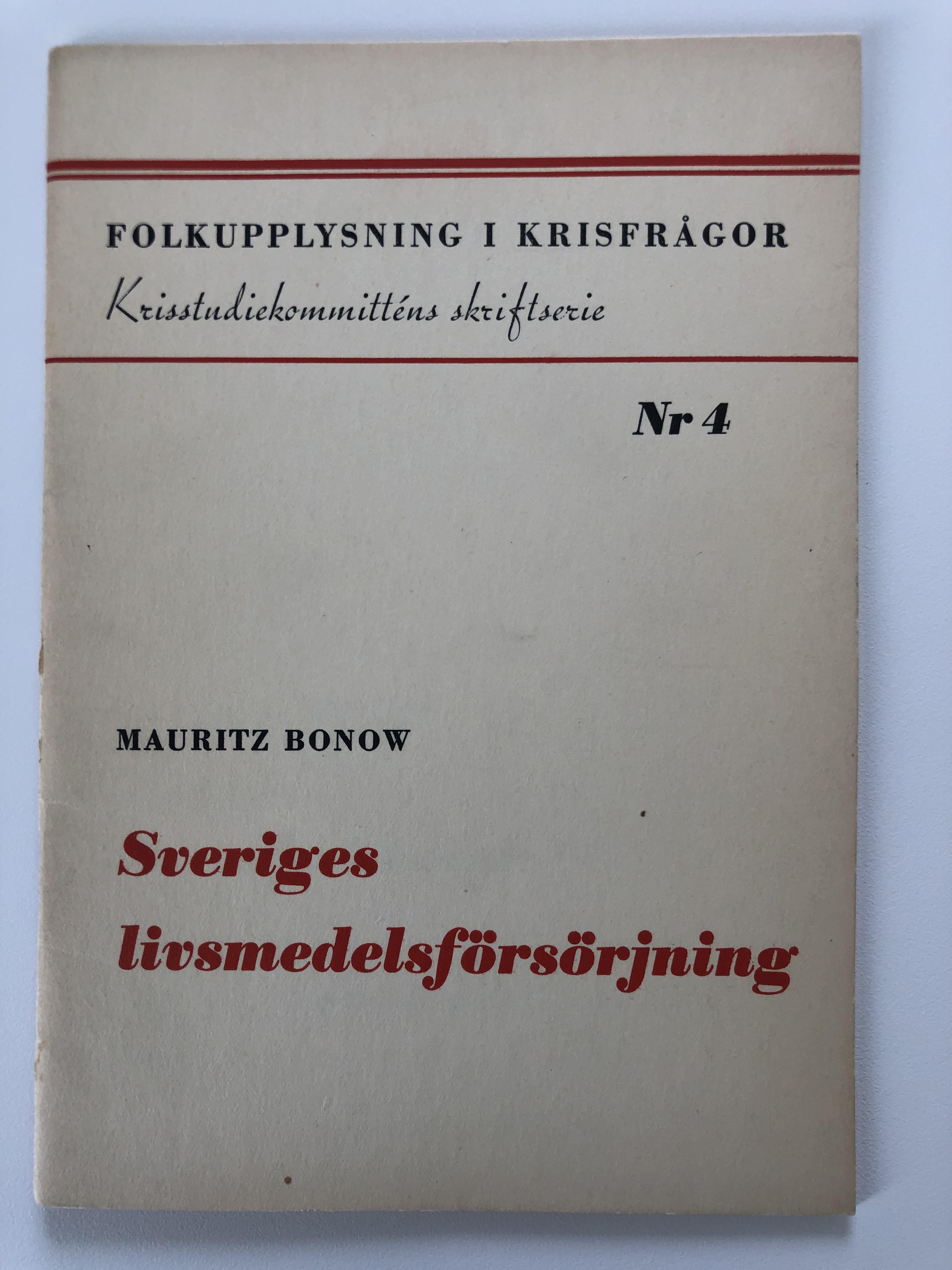 Ransoneringslitteratur (6)